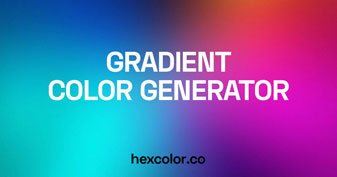 CSS Gradient Color Generator